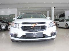 Cần bán Chevrolet Cruze LT đời 2017, màu trắng, giá chỉ 420 triệu
