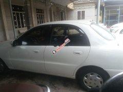 Bán xe Daewoo Lanos đời 2005, màu trắng, xe tốt - máy lạnh rất lạnh
