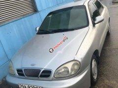 Cần bán gấp Daewoo Lanos sản xuất 2003, màu bạc