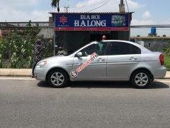 Bán ô tô Hyundai Accent 1.4 MT đời 2010, màu bạc, nhập khẩu nguyên chiếc chính chủ, 220 triệu