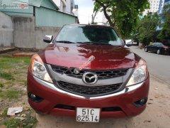 Cần bán xe Mazda BT 50 2.2L 4x4 MT đời 2015, màu đỏ, nhập khẩu nguyên chiếc số sàn