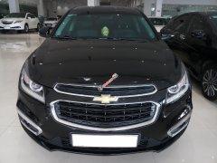 Bán xe Chevrolet Cruze LTZ 1.8AT đời 2017, màu đen, 420 triệu