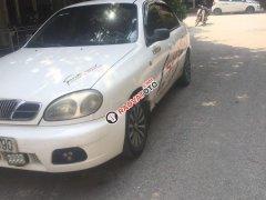 Cần bán xe Daewoo Lanos đời 2003, màu trắng, giá chỉ 48 triệu
