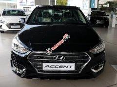 Bán xe Hyundai Accent đời 2019, màu đen, 504 triệu - Xe có sẵn giao ngay