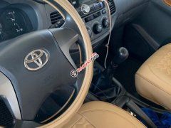 Bán Toyota Innova 2.0E năm sản xuất 2013, màu bạc, chính chủ