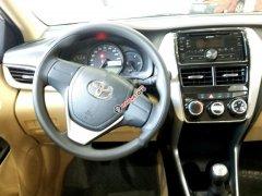 Bán Toyota Vios 1.5E đời 2019 giá cạnh tranh