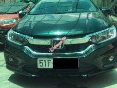 Cần bán xe Honda City City TOP sản xuất năm 2017, màu đen