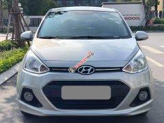 Bán Hyundai i10 số sàn 2017, bản 1.2 màu bạc, nhập Hàn