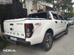 Bán Ford Ranger 2017, màu trắng, nhập khẩu