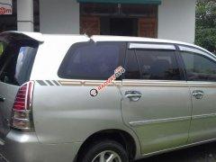 Bán xe Toyota Innova năm sản xuất 2006, màu bạc, xe gia đình