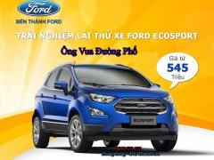 Ford Ecosport Titanium 2019 Khuyến Mãi 50 Triệu
