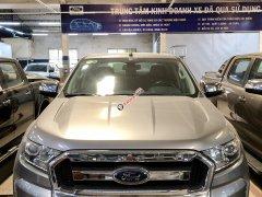 Bán Ford Ranger XLT 2.2L 4x4 MT năm sản xuất 2016, màu bạc, xe nhập, 625 triệu