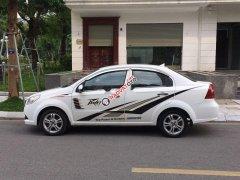 Bán Chevrolet Aveo MT 2013, màu trắng, giá chỉ 255 triệu