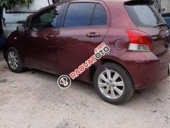 Bán Toyota Yaris sản xuất năm 2009, màu đỏ, nhập khẩu, giá tốt