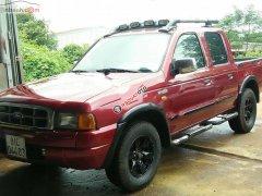 Bán Ford Ranger XLT 4x4 MT 2001, màu đỏ