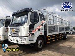 Xe tải 8 tấn thùng siêu dài 9m7, chuyên chở hàng cồng kềnh