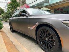 Cần bán BMW 750Li năm sản xuất 2011, màu xám, nhập khẩu