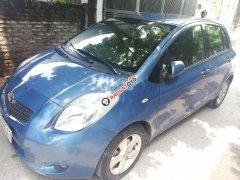 Bán Toyota Yaris 1.3AT 2008, màu xanh lam, nhập khẩu
