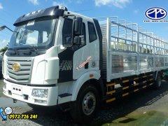 Bán xe tải FAW 8 tấn thùng siêu dài 9m7 - chở hàng cồng kềnh