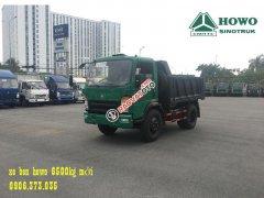 Bán xe ben Howo 6,5 tấn thùng 5 khối đời 2019 giá rẻ chất lượng