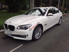 Bán BMW 750 LI 2013 tự động, màu trắng thể thao cực đẹp