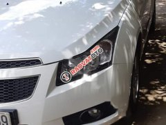 Cần bán lại xe Chevrolet Cruze LTZ năm 2014, màu trắng