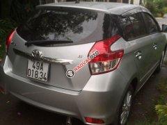 Bán xe Toyota Yaris G 2015, nhà ít đi nên còn rất mới