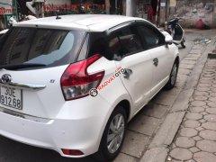 Cần bán gấp Toyota Yaris sản xuất năm 2017, màu trắng, nhập khẩu nguyên chiếc