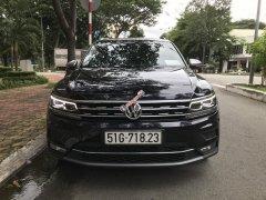 Thanh lý Volkswagen Tiguan AllSpace Demo 2018, màu đen, nhập khẩu, 1 tỷ 7 lăn bánh