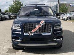 Bán ô tô Lincoln Navigator Black Label L đời 2019, màu xanh lam, nhập khẩu nguyên chiếc