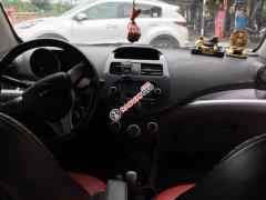 Xe Chevrolet Spark LT 1.0 MT đời 2014, màu bạc