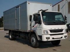 Dòng xe tải Fuso Canter FI thùng dài 6.9m