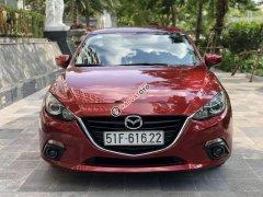 Bán Mazda 3 sản xuất 2016, màu đỏ