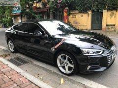 Bán Audi A5 sản xuất năm 2017, màu đen, xe nhập