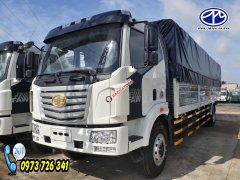 Bán xe tải FAW 8 tấn thùng 9m7, thùng dài - Hỗ trợ trả góp