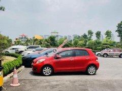 Bán Toyota Yaris 1.3 AT 2010, màu đỏ, nhập khẩu số tự động