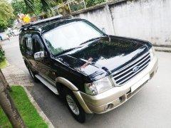 Cần bán xe Ford Everest sản xuất năm 2007, màu đen, 308 triệu