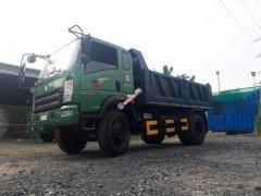 [ Xe Ben Howo 8,6 tấn ] Thanh lí xe Howo 2017 thùng 6,8 khối, giá theo nhà máy