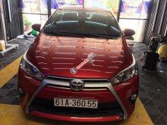Bán Toyota Yaris 1.5AT đời 2017, màu đỏ, nhập khẩu Thái