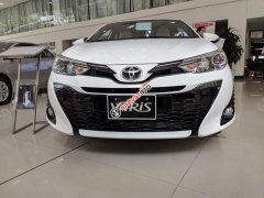Bán Toyota Yaris 1.5G CVT 2019 giao xe ngay, KM hấp dẫn, LH ngay 0978835850