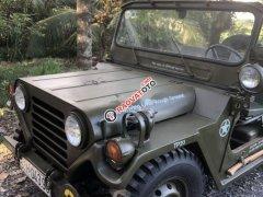 Bán Jeep M151 năm 2003, xe nhập
