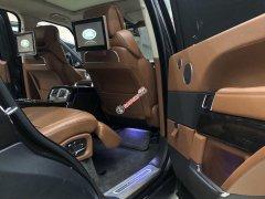 Cần bán xe LandRover Range Rover năm 2015, màu đen nhập khẩu nguyên chiếc