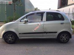Cần bán xe Chevrolet Spark LT năm sản xuất 2010, màu bạc