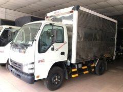 Bán Isuzu 990 Kg, KM khủng 100% thuế trước bạ, 200L dầu, 2 vỏ xe