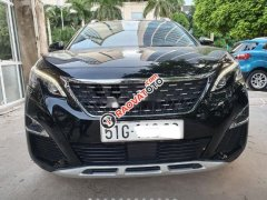 Bán ô tô Peugeot 3008 đời 2018, màu đen