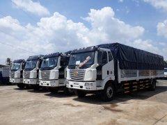 Bán xe tải FAW 8 tấn thùng dài 9m7 chuyên chở hàng cồng kềnh