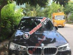 Bán BMW X3 đời 2018, màu đen chính chủ