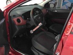 Cần bán Hyundai Grand i10 1.2 AT đời 2019, màu đỏ, 387 triệu