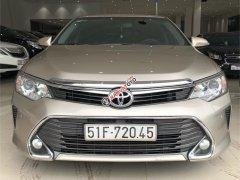 Cần bán Toyota Camry 2.5Q đời 2016 màu nâu vàng, trả trước chỉ từ 285tr, hotline: 0985.190491 (Ngọc)