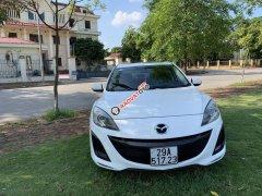 Cần bán Mazda 3 sản xuất 2010, màu trắng, nhập khẩu